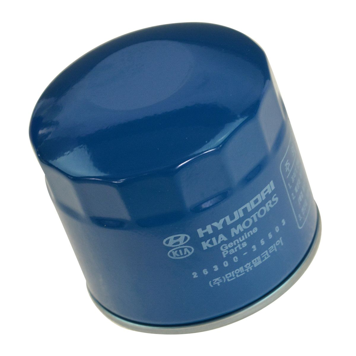 OEM 2630035505 Engine Oil Filter For Hyundai Kia