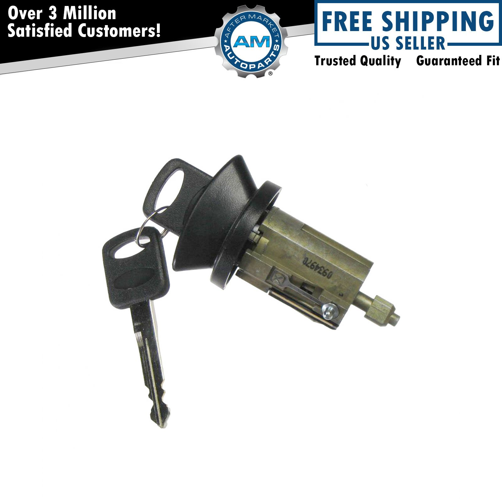 Ignition Key Lock Cylinder for Mercury Ford Lincoln Pickup Truck