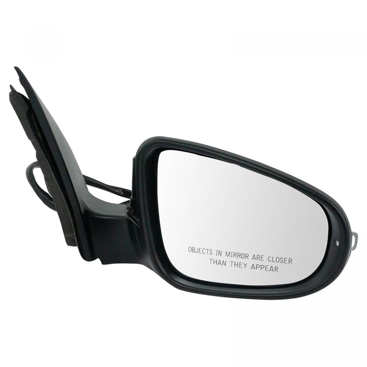 New Mirror Passenger Right Side Power Heated Primered With-Memory RH For Honda