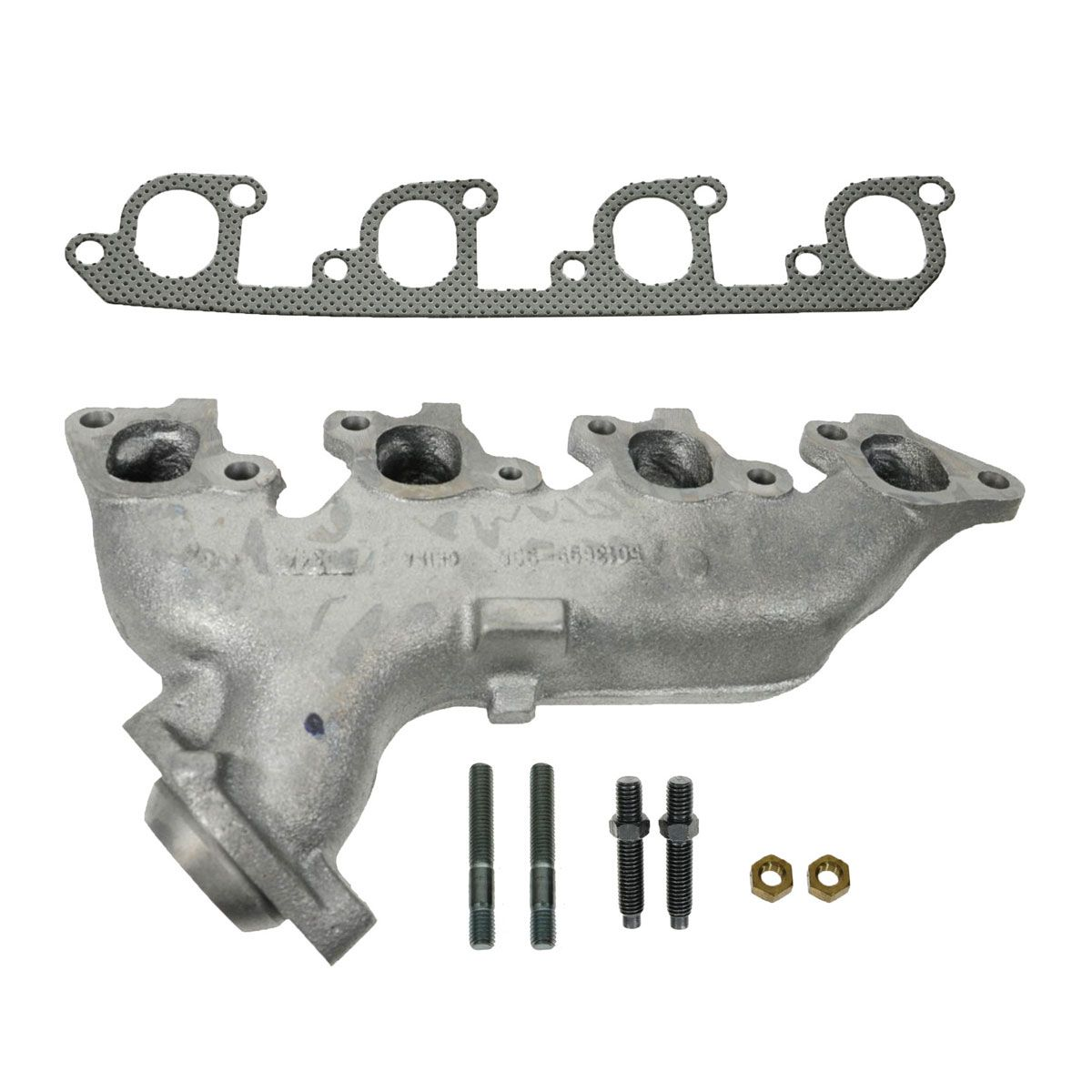 Front Exhaust Manifold NEW for Ford Econoline Van F Series Pickup Truck 4.9L