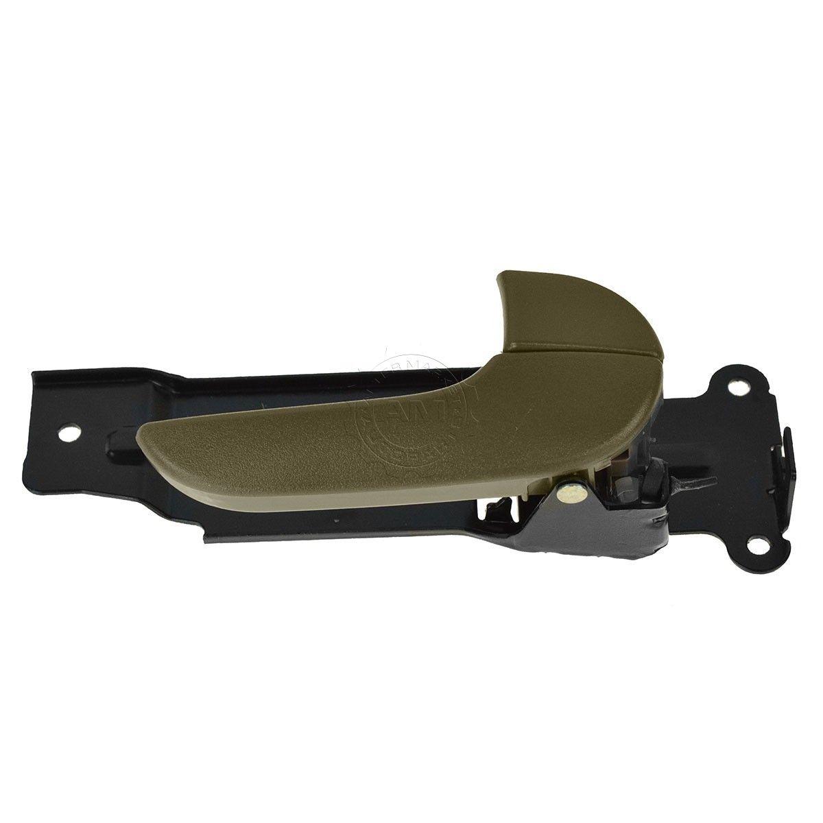 Door Handle Inside Chrome Front Passenger Side Right RH RF for 02-05 Kia Sedona