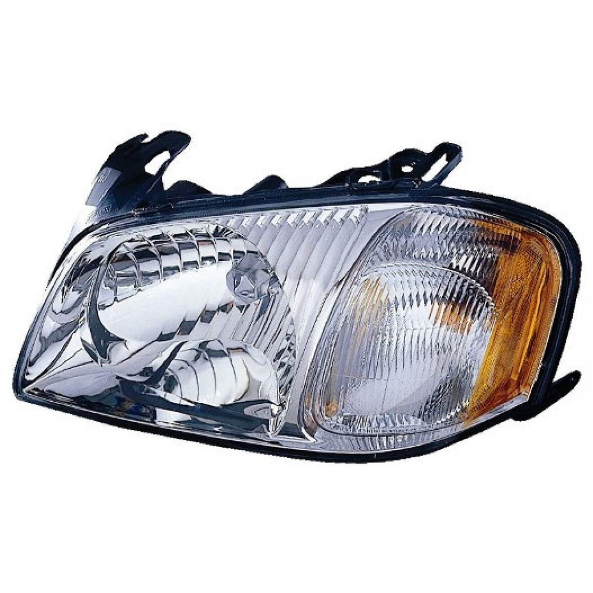 Headlight Headlamp Driver Side Left LH NEW for 04-05 Dodge Durango