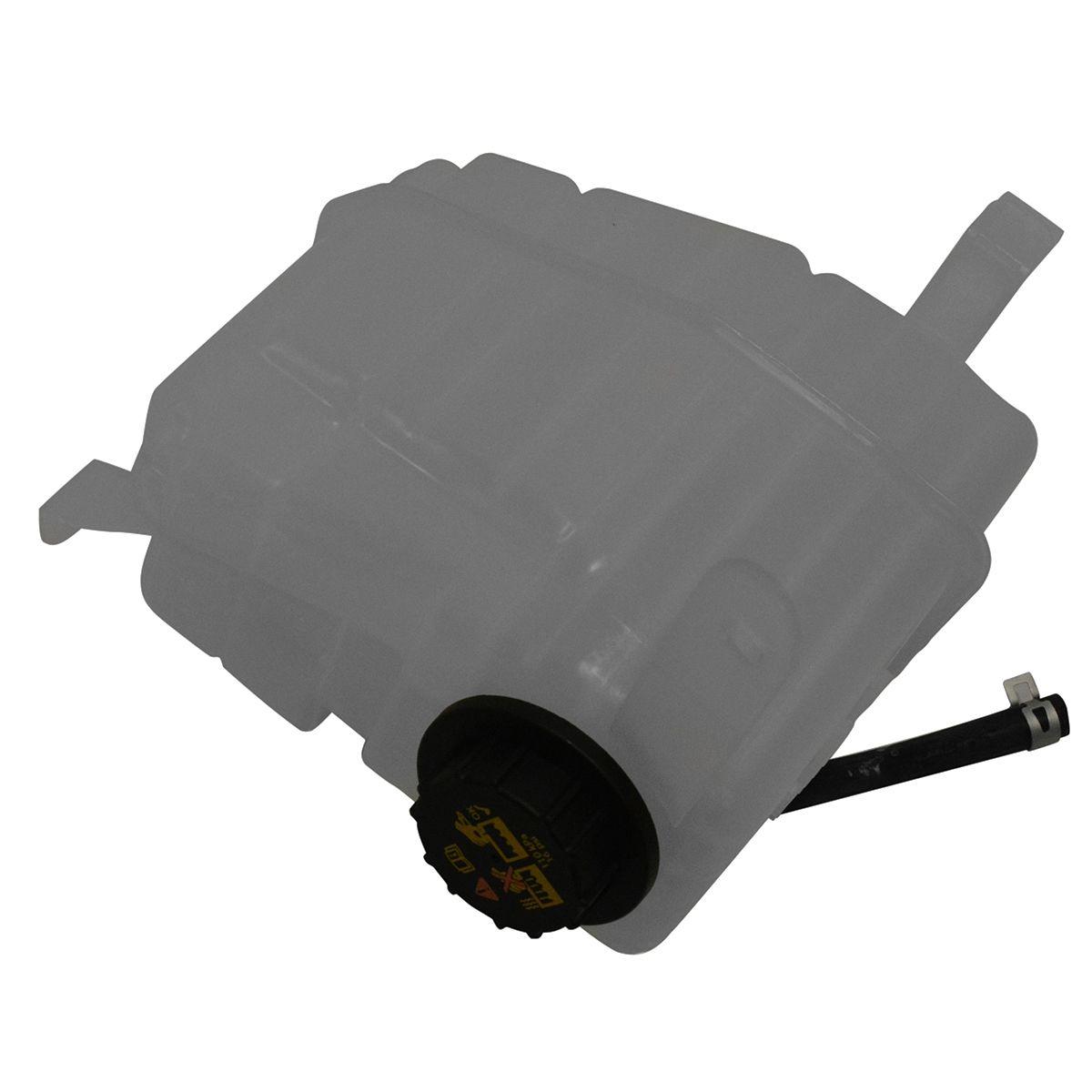 Dorman Radiator Coolant Overflow Tank Bottle Reservoir w Cap for ford Truck