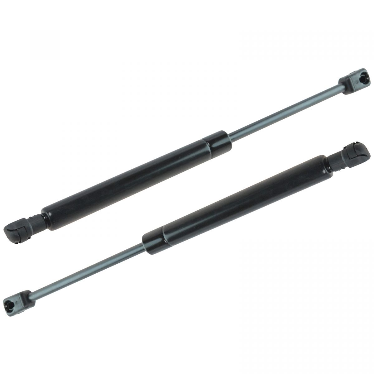 Pair Front Hood Gas Charged Lift Supports Shocks Struts For 04-15 Nissan Titan