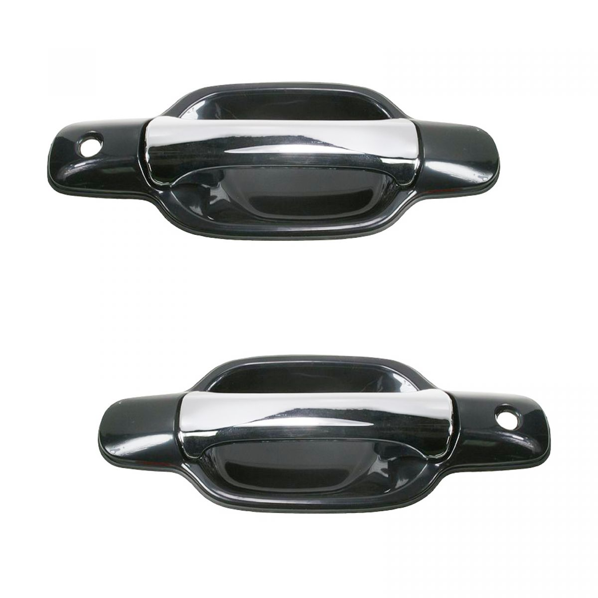 Chrome Front Outer Outside Door Handle RH Right for 04-12 Colorado Pickup Truck
