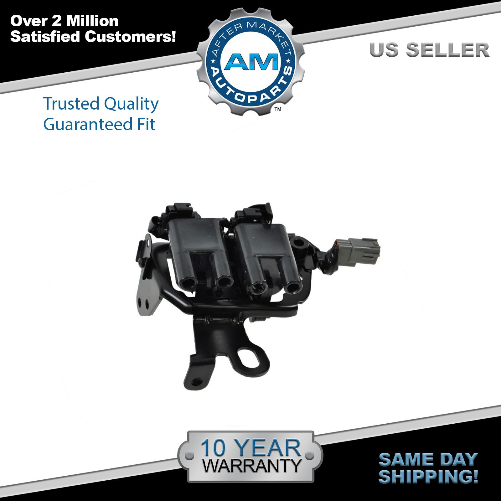 Ignition Coil Order: Ignition Coil Pack For Kia Spectra Sportage 5 Hyundai