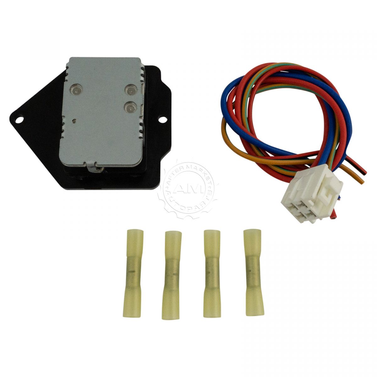 Dorman 973-5095 Heater AC Blower Motor Resistor w/ Harness for  International | eBayeBay