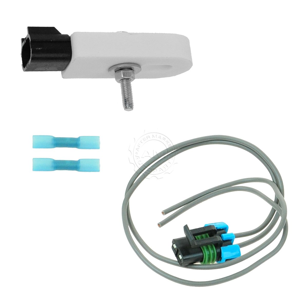 Dorman Daytime Running Light Resistor w/ Wiring for GM   eBay