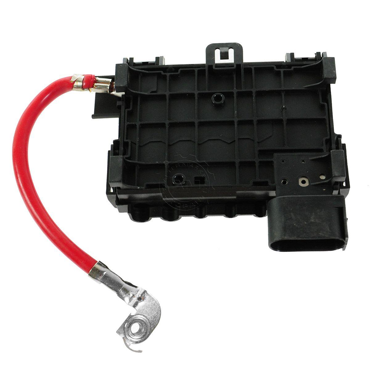 Power Distribution Fuse Block Box for VW Volkswagen Beetle Golf Jetta Eos
