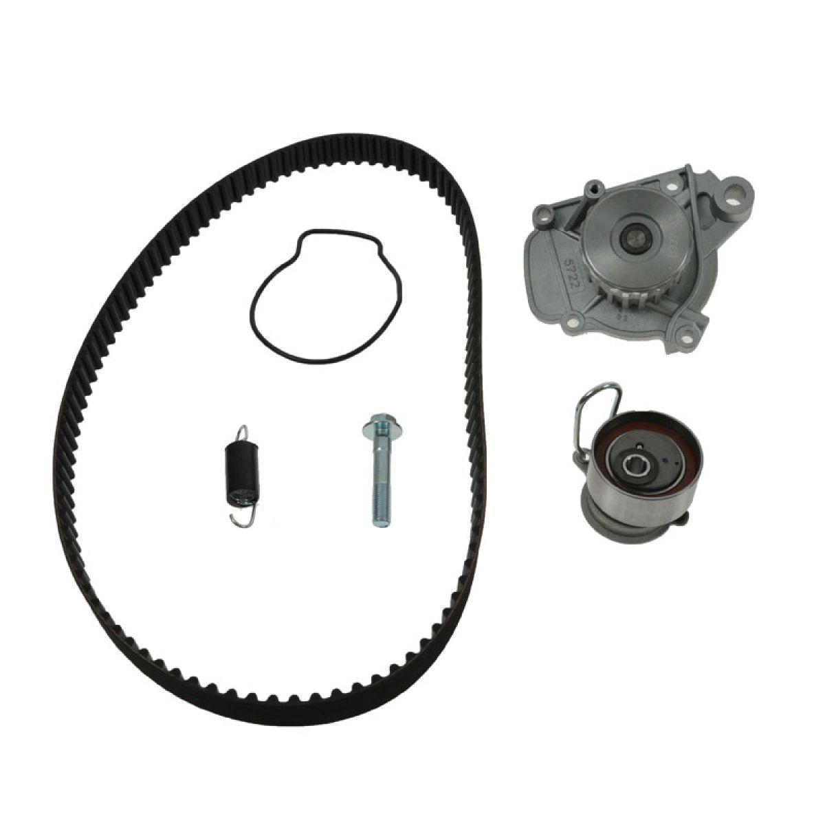 GATES Timing Belt Kit & Water Pump Set For 01-05 Honda Civic Acura EL