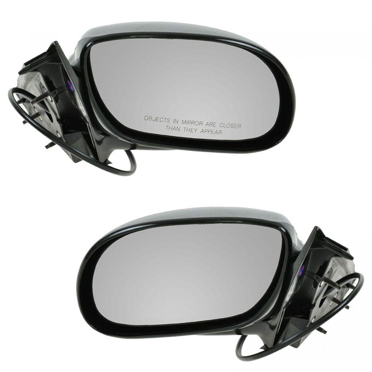 Power Side Mirrors Pair Set Of 2 Driver Passenger For 97 01 Honda Prelude Ushirika Coop