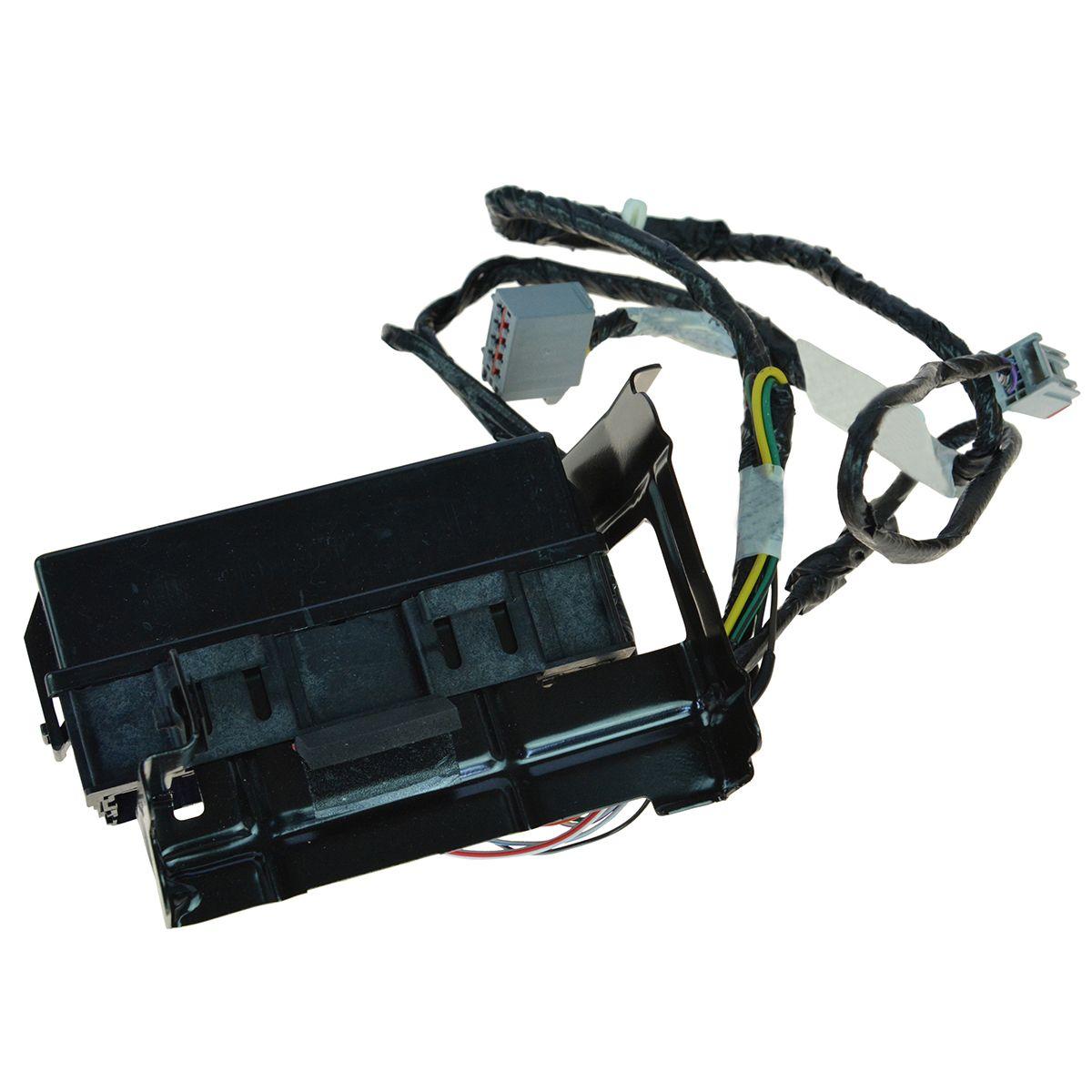 Oem In Dash Upfitter Switch Wiring Harness  U0026 Fuse Block For 11