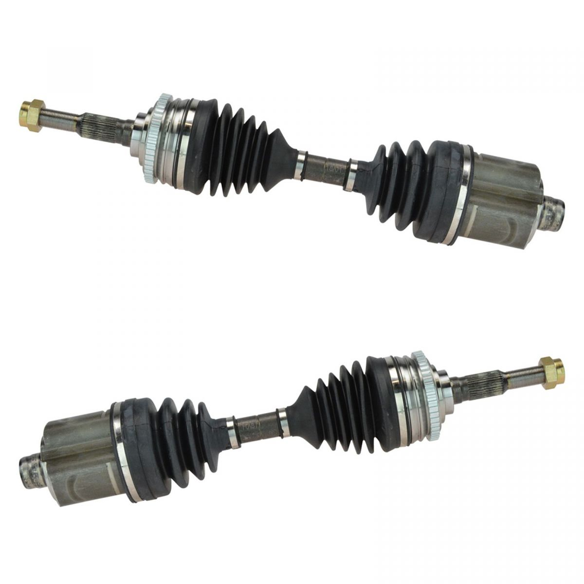 Manual Front CV Axle Shaft Set Pair for 95-05 Cavalier