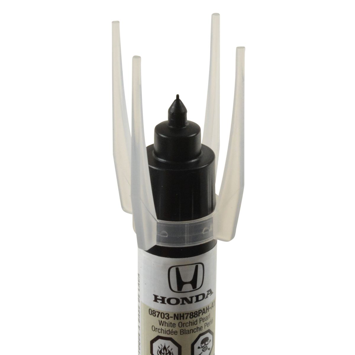 OEM Touch-Up Paint Pen Brush White Orchid Pearl NH-788P