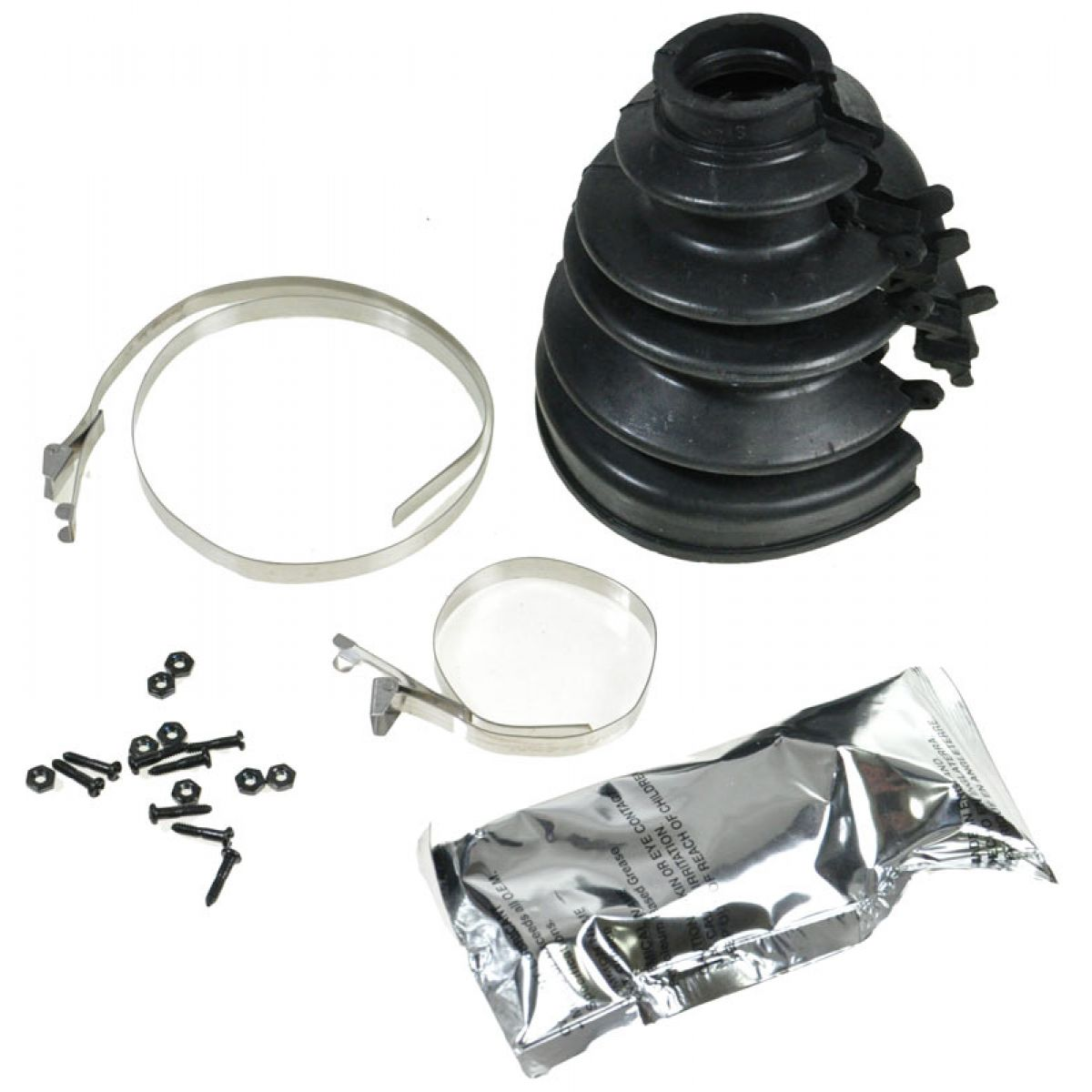 dorman front outer cv joint split boot repair kit for nissan toyota new 37495036139