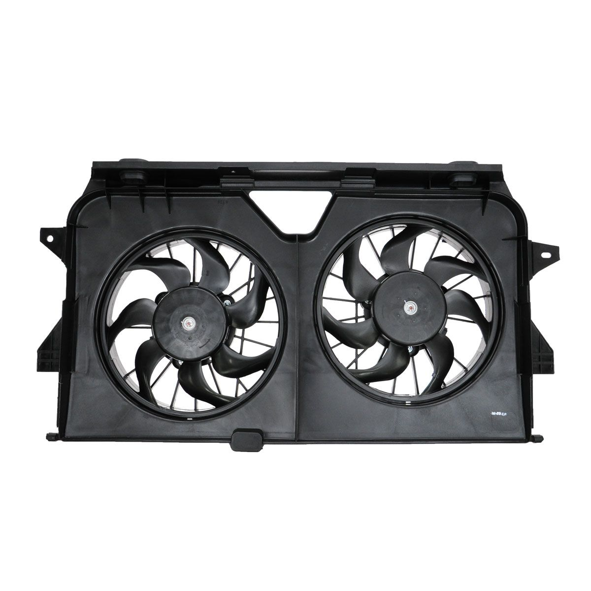 Details about Radiator Cooling Dual Fan Assembly for Grand Caravan T & C