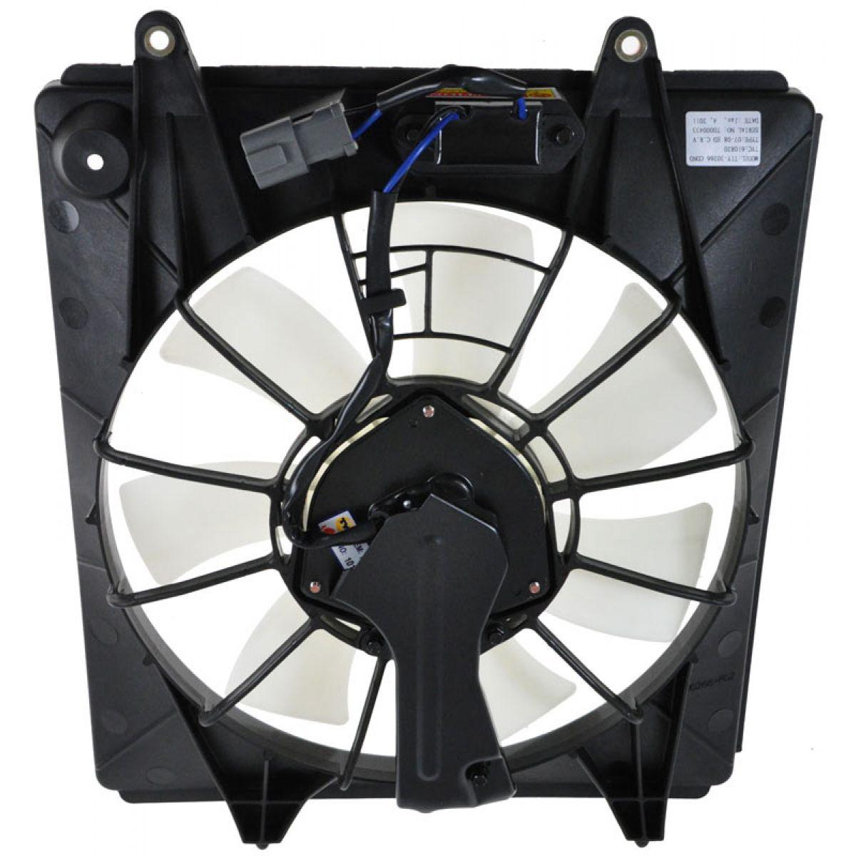 A//C Cooling Fan w// Motor for 2001 2000 1999 Honda CR-V