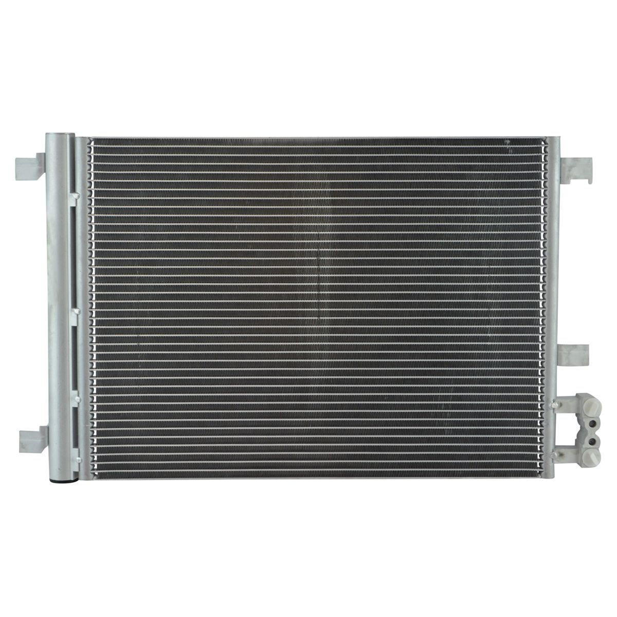 AC Condenser A//C Air Conditioning with Receiver Drier for 02-03 Lancer