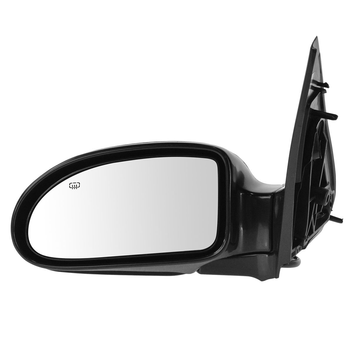 00-02 Dodge Neon Power Non-Heated Rear View Folding Mirror Left Driver Side LH
