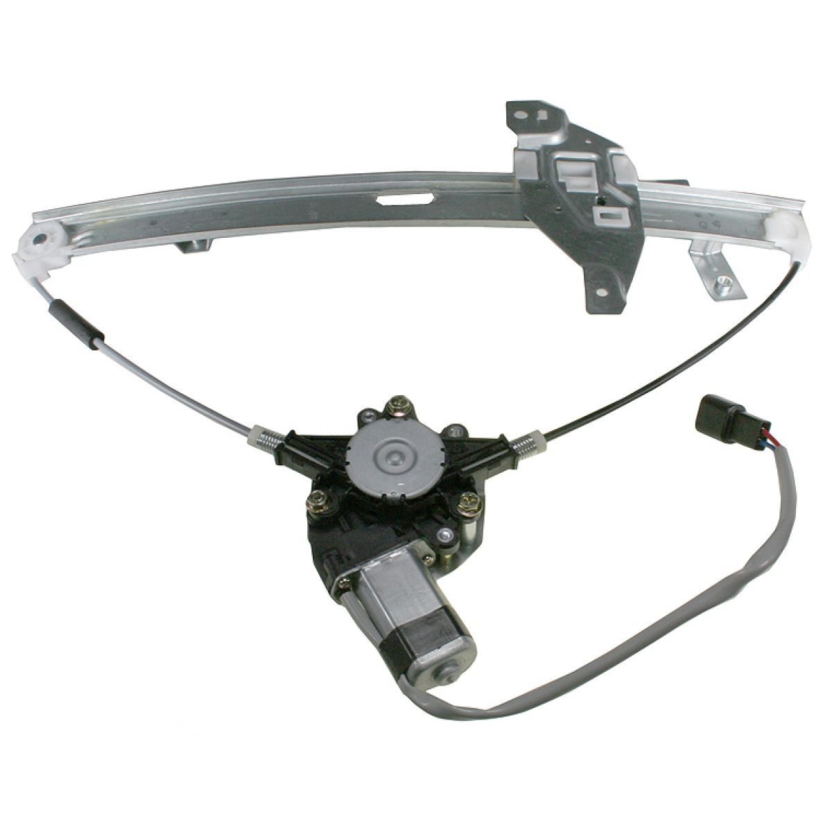 Front power window regulator w motor driver side left lh for 06 13 chevy