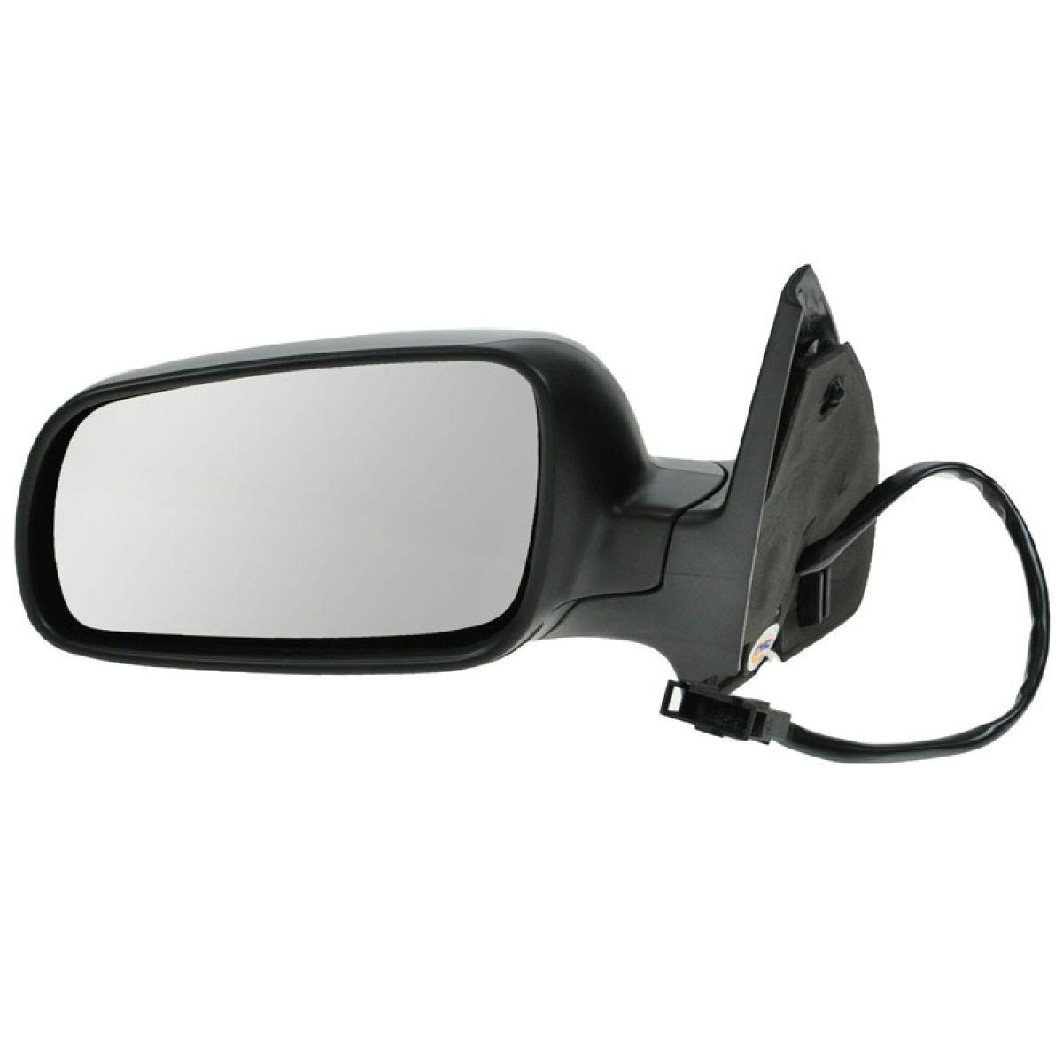 Textured Black For Mazda MPV 00-06 Driver Side Mirror