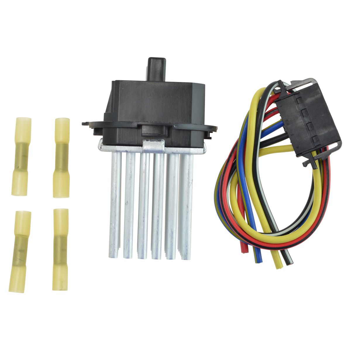 Dorman Heater Blower Motor Resistor with Pigtail for Chevy GMC SUV Truck Pickup