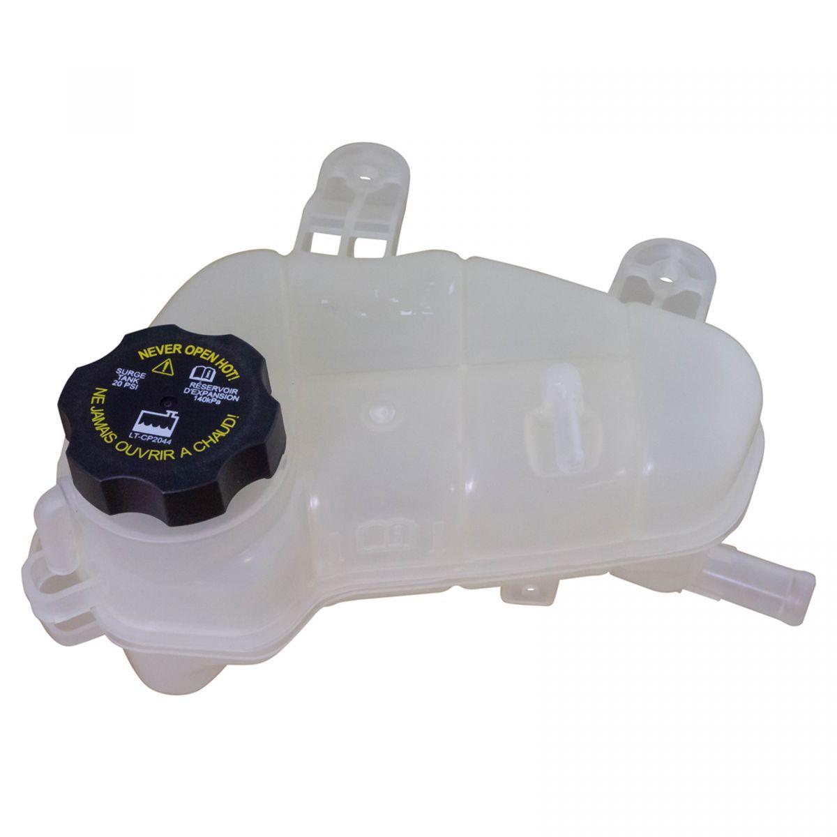 NEW Engine Radiator Coolant Overflow Bottle Tank Reservoir Dorman 603-386