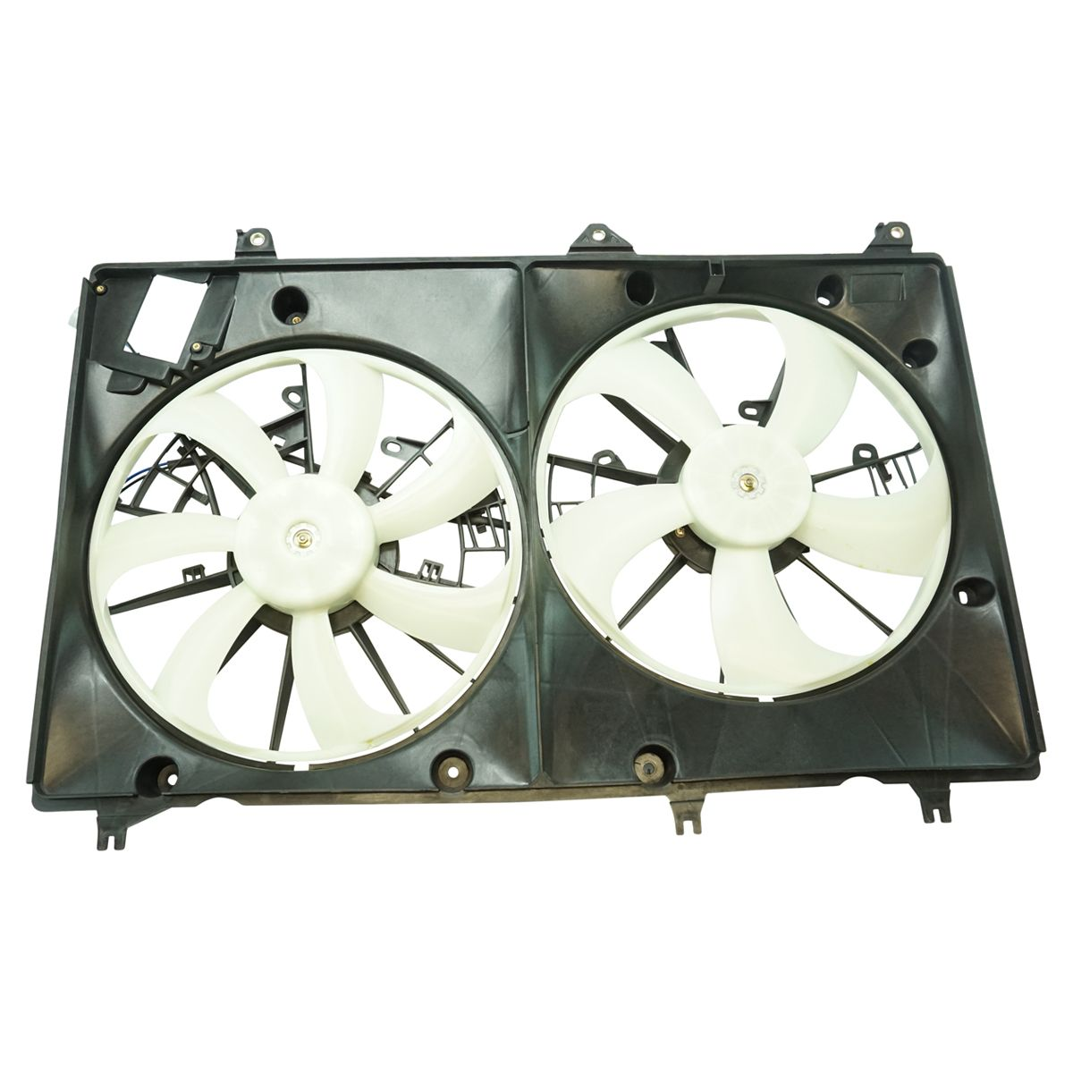 Dual Radiator Cooling Fan for 08-12 Toyota Highlander 3.5L w// Tow Package