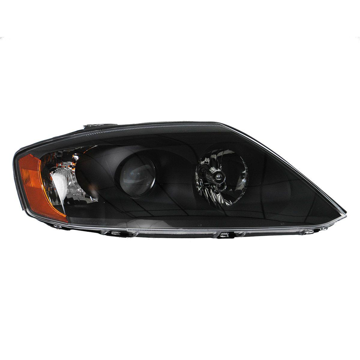 Headlight Head Lamp Rh Right Passenger Side For 06 Hyundai Tiburon