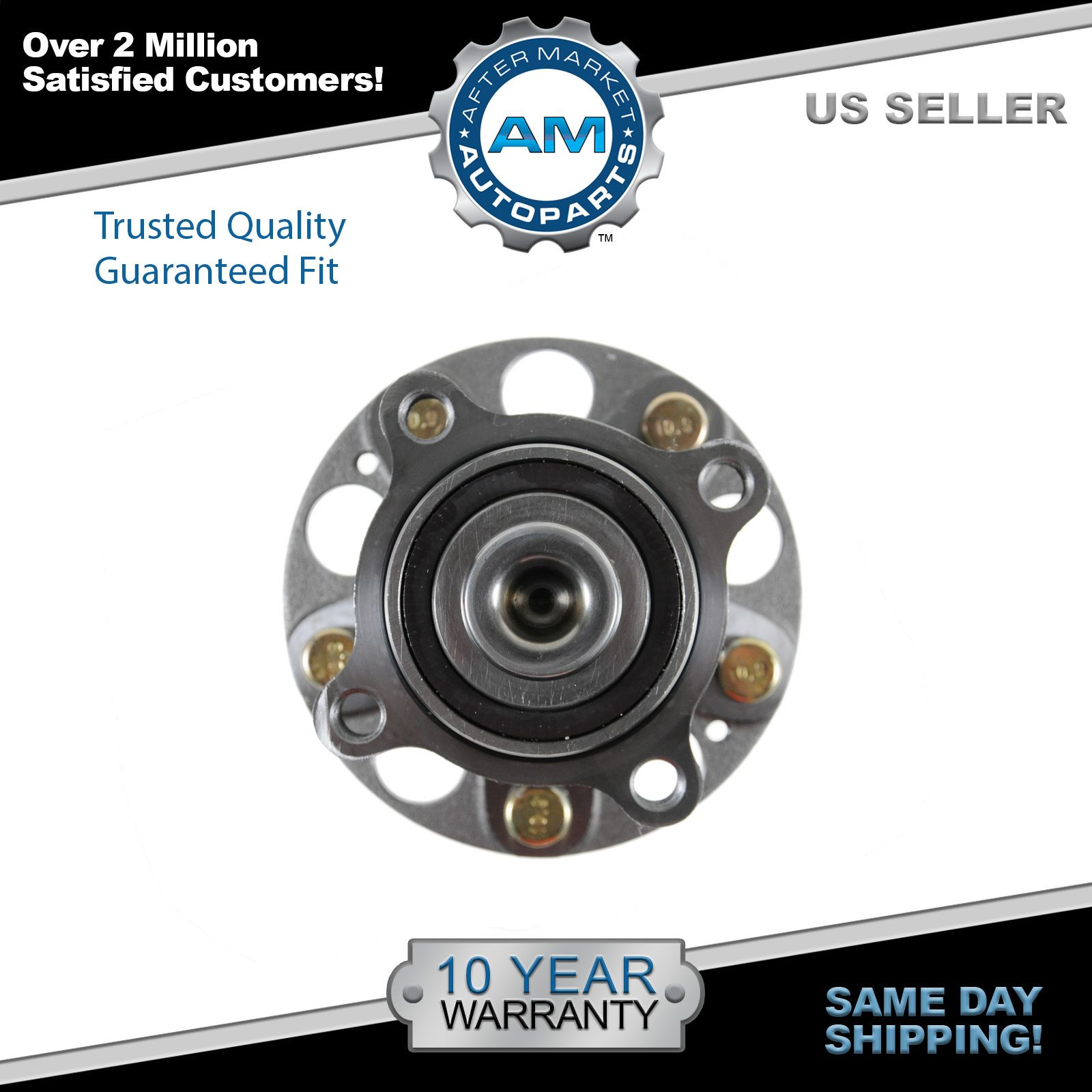 Wheel Hub & Bearing Assembly Rear Left Or Right For Acura