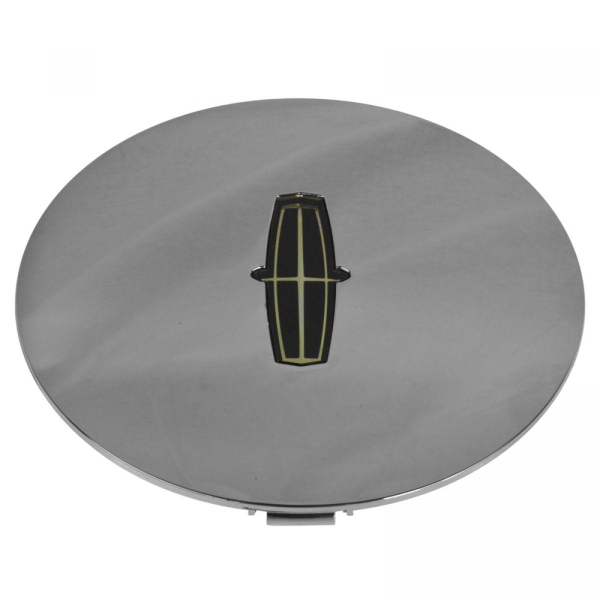 OEM F8VZ-1130-EA Wheel Hub Center Cap Chrome For 98-02