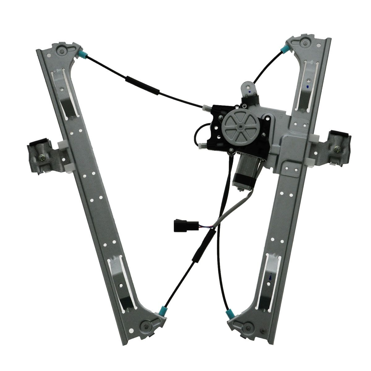 Front Door Power Window Regulator w/ Motor Driver Side Left LH for Chevy GMC