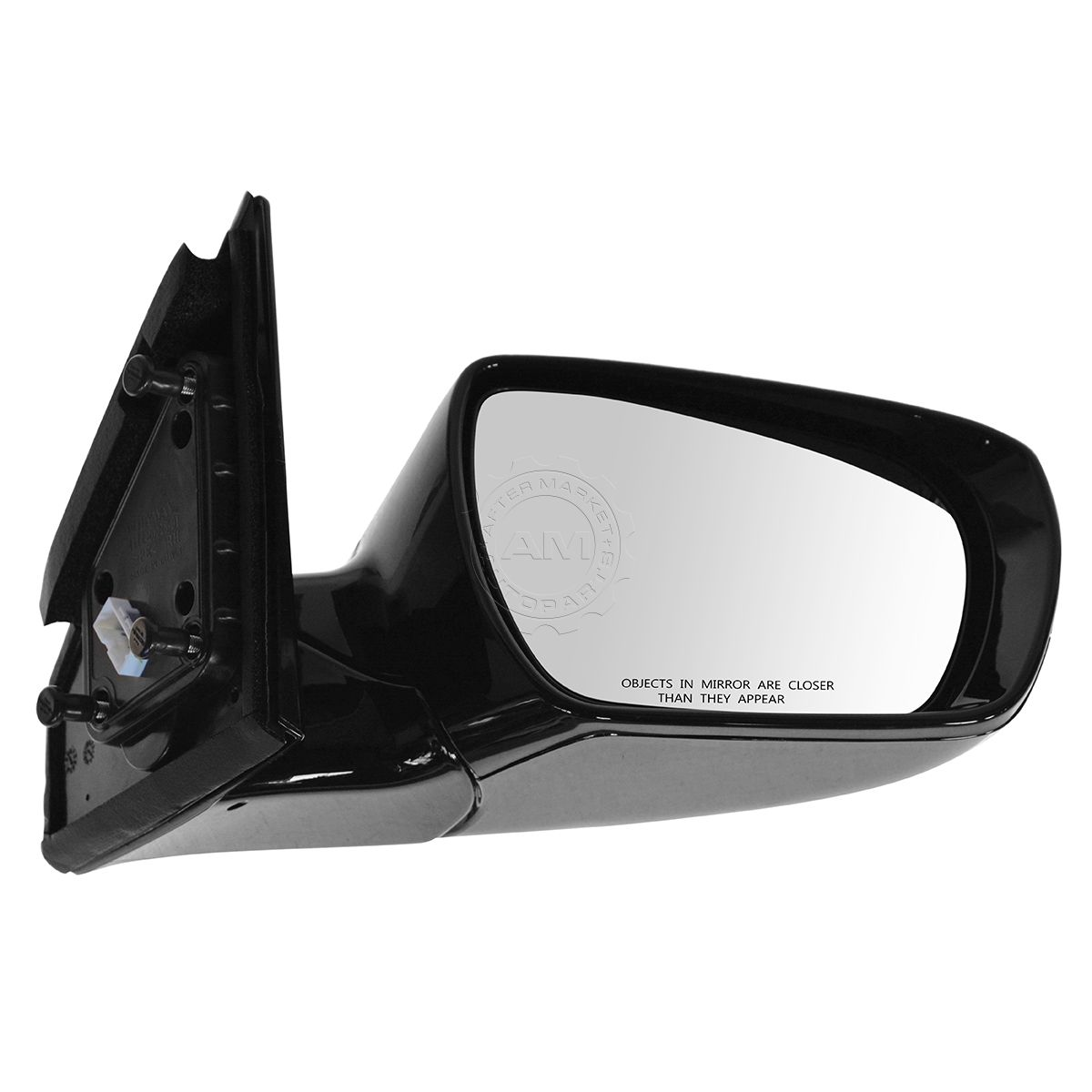 Hyundai 6 Passenger: Mirror Power Heated Signal RH Right Passenger Side For 13