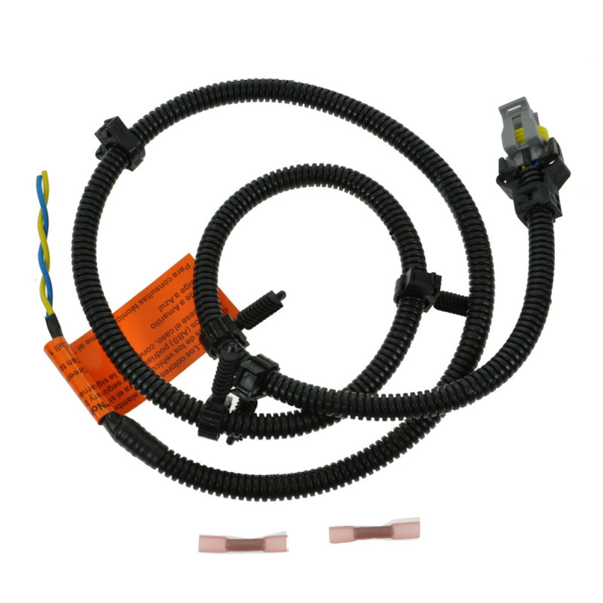 dorman speed sensor harness with plug pigtail abs wire wheel side rh ebay com Trailer Wiring with ABS Trailer Wiring with ABS