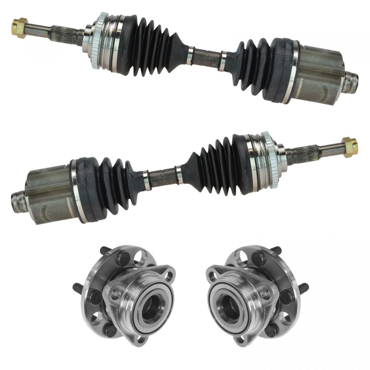 Front Driver Side CV Axle Shaft For  CAVALIER Automatic Transmission 4 speed