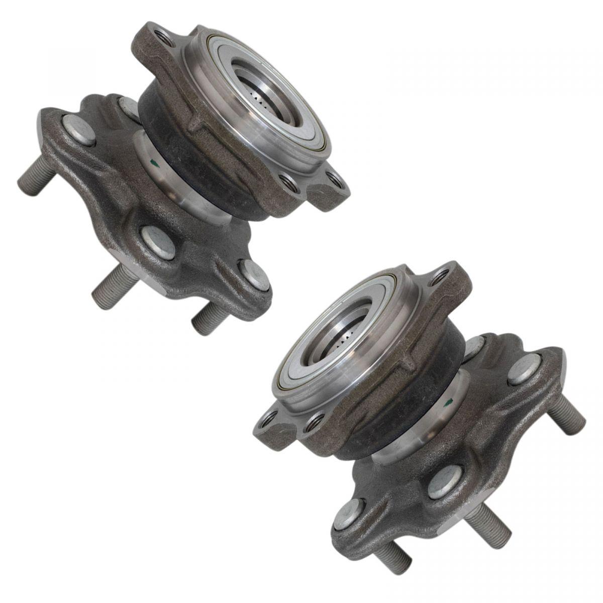 DRIVESTAR 512346x2 Pair//Set:2 Rear Wheel Hub /& Bearing Assembly for Nissan 350Z Infiniti G35