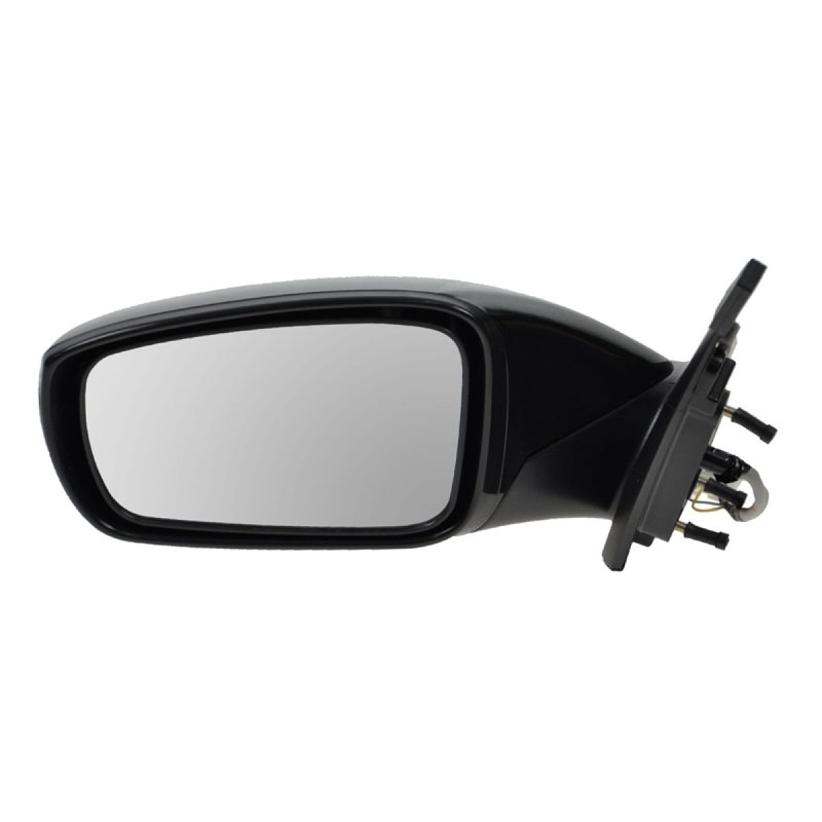 Side View Mirror Heated Signal Paint To Match Driver Left LH for 11-13 Sonata
