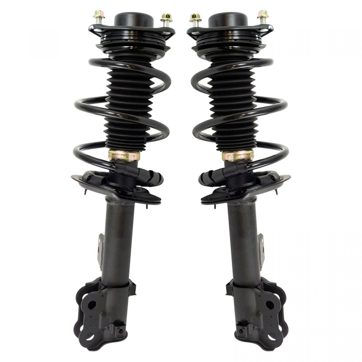 Lifetime Warranty Front Complete Struts With Springs Mounts Fit Hyundai Sonata