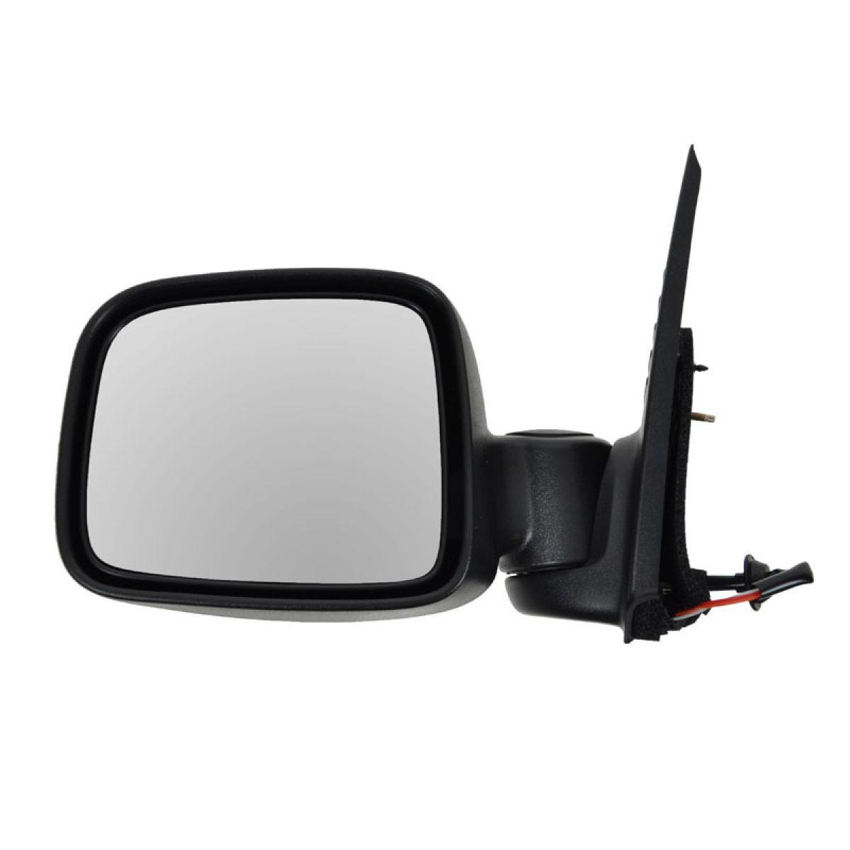 Textured Black For PT Cruiser 04-09 Driver Side Mirror