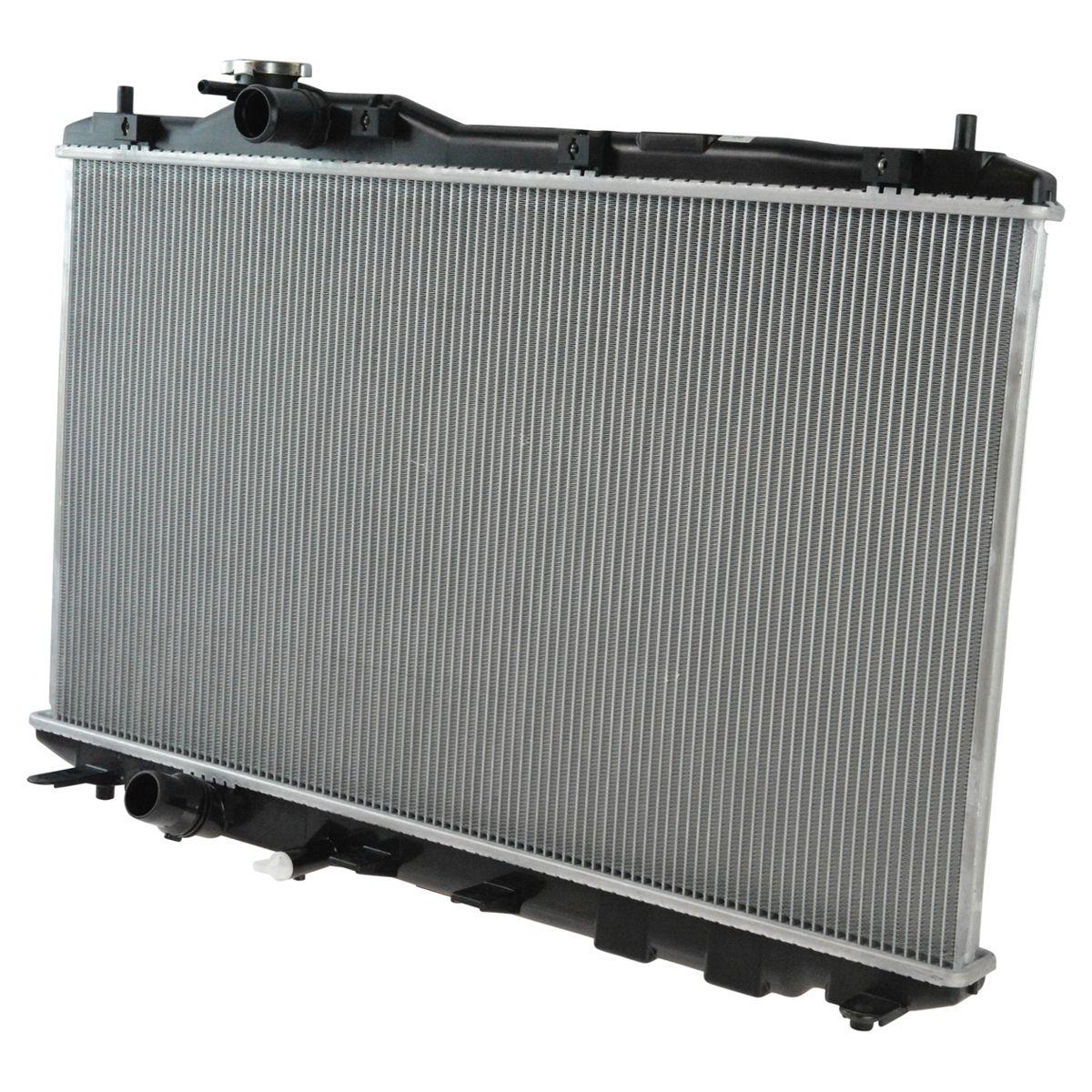 Radiator Assembly Plastic Tank Aluminum Core For Honda