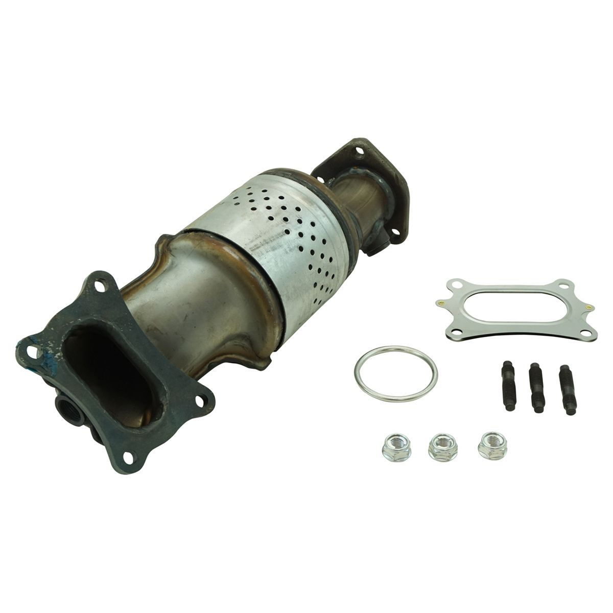 Front Exhaust Manifold Catalytic Converter With Gasket