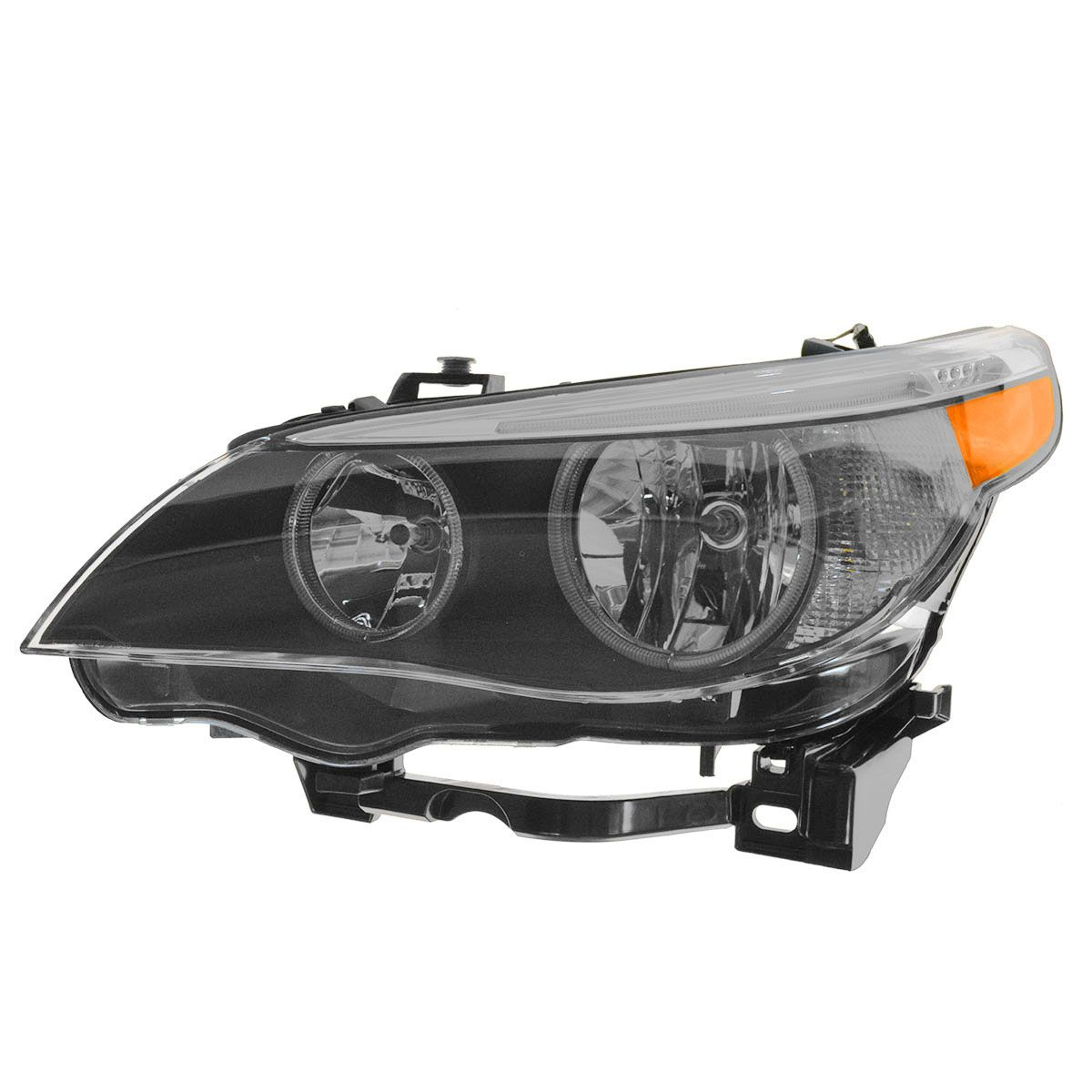 Headlight Headlamp Halogen Driver Side Left Lh For Bmw E60 5 Series New Ebay