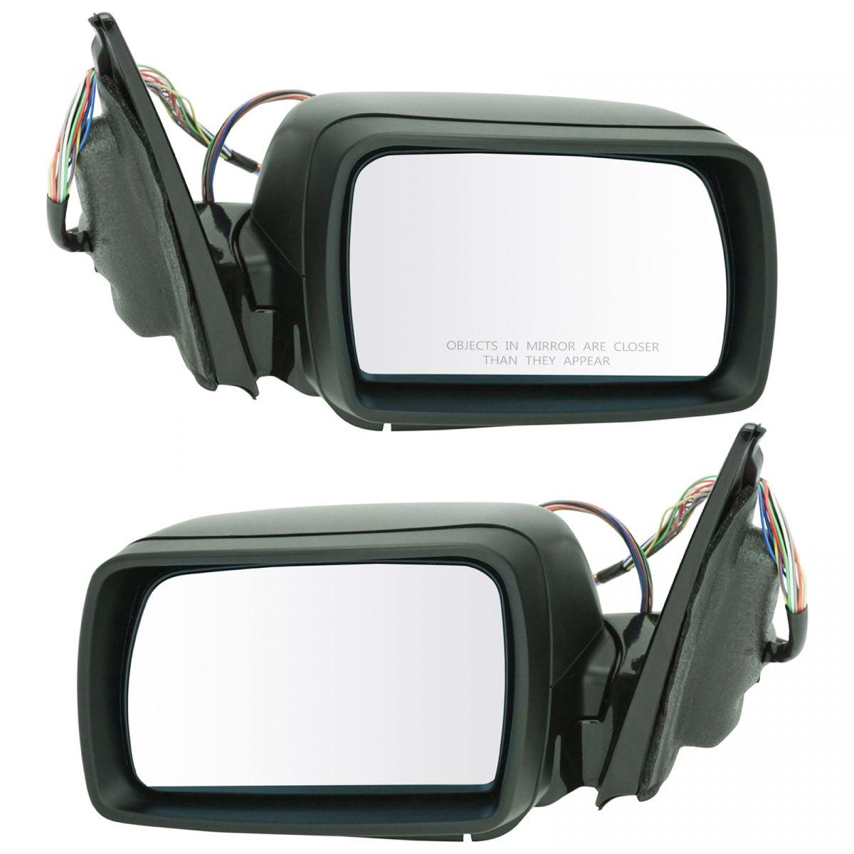Power Door Mirror RH Right Passenger for 00-06 Tundra Pickup Truck Limited