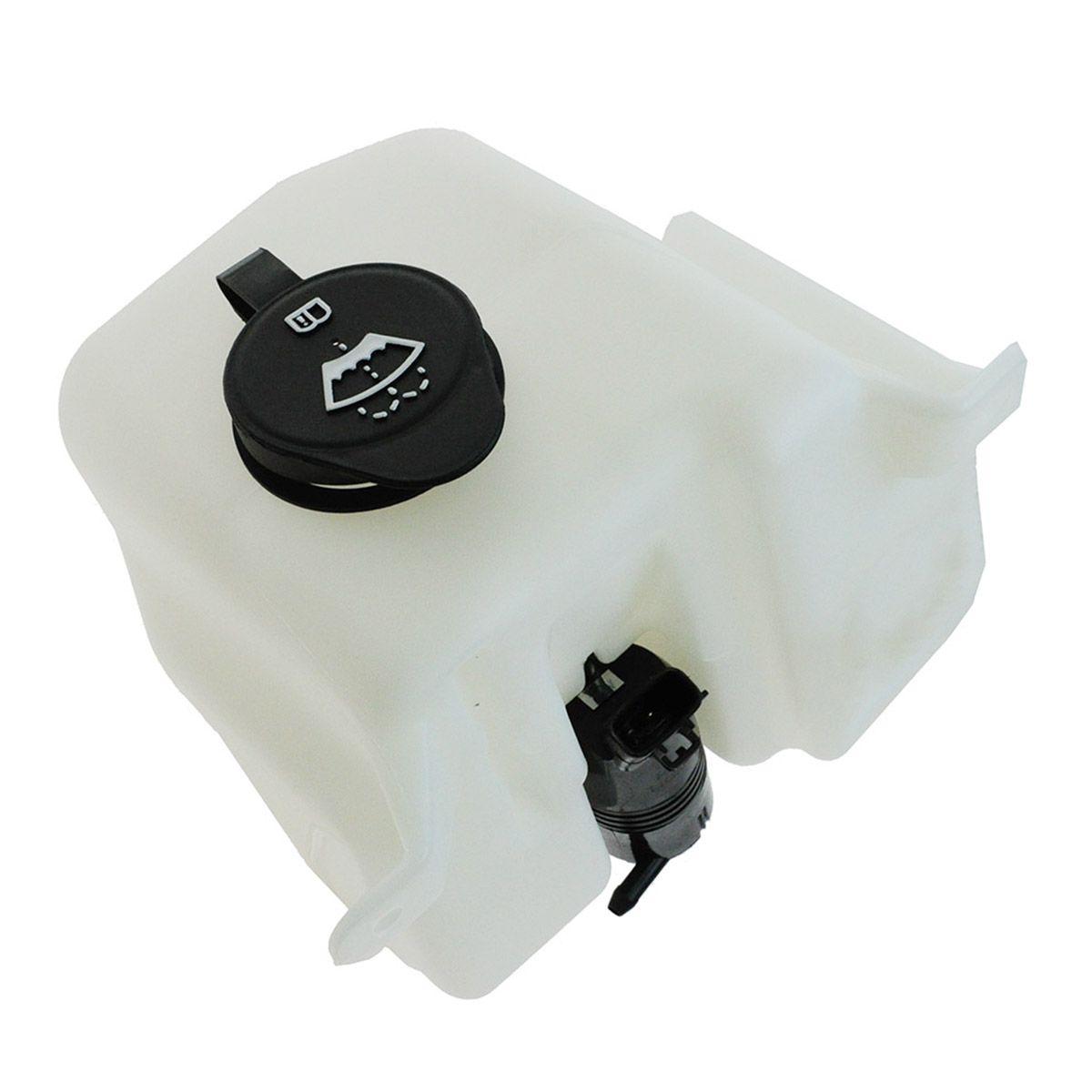 Windshield Washer Reservoir Bottle with Pump for 89-95 Toyota Pickup US Models