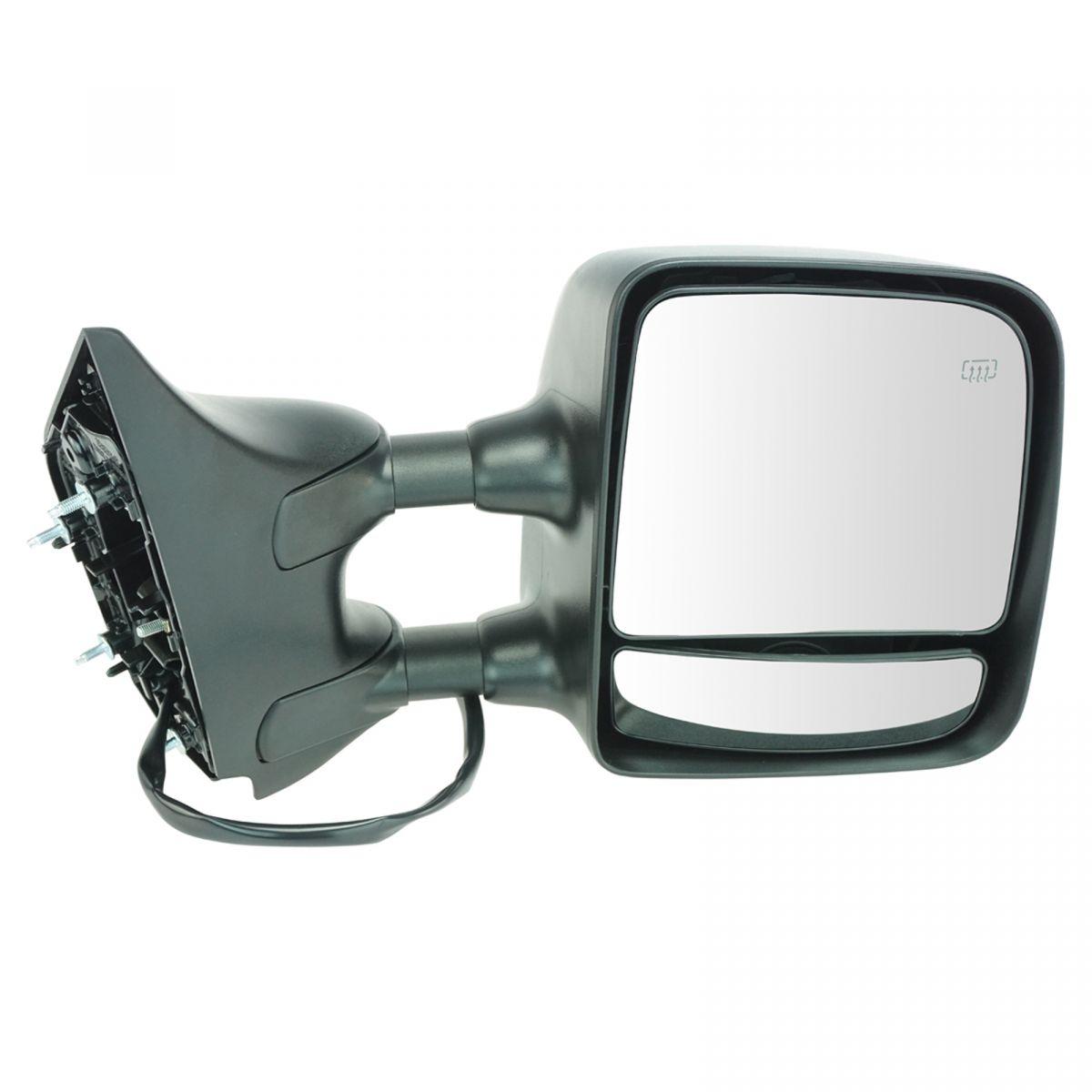 for 2004 2005 Nissan Titan RH Right Passenger Mirror Power//Heated W// Towing PKG