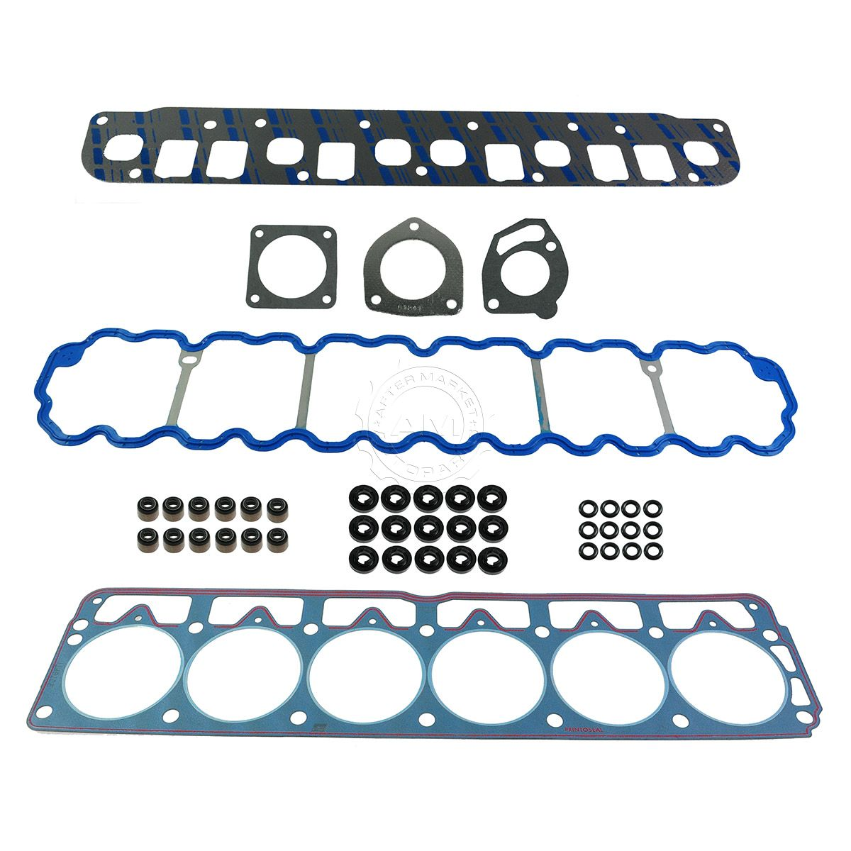 Graphite Head Gasket Set Kit For Jeep Grand Cherokee