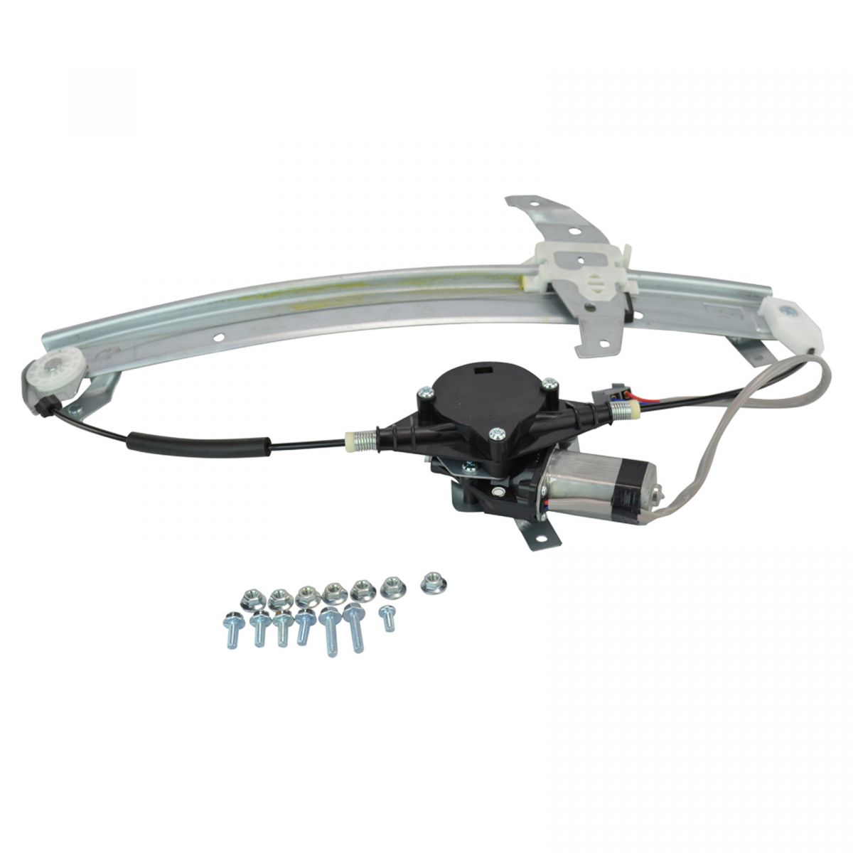 Dorman 741-662 Front Driver Side Power Window Regulator and Motor Assembly for Select Lincoln Models