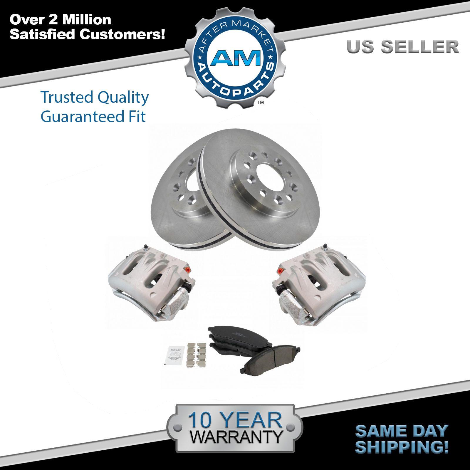 Posi Semi Metallic Pad /& Rotor Rear Kit for Chevy S10 NEW Disc Brake Caliper