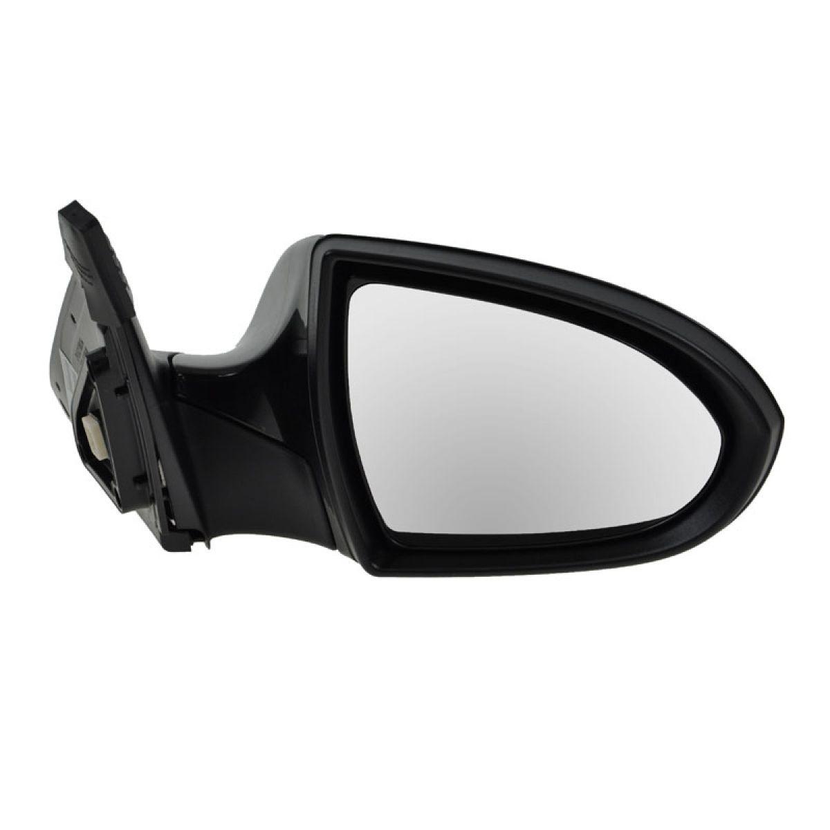 Mirror Power Turn Signal Black Cover LH /& RH Pair Set for Kia Sportage