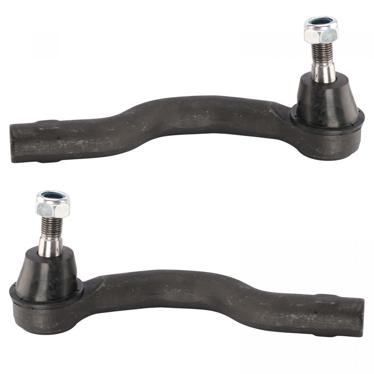 Front Outer Tie Rod End Pair Left & Right Set For Armada Titan Infiniti QX56